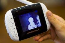 Motorola MBP 33 Babyphone Praxistest - Kamera