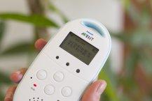 Philips Avent SCD 560 Babyphone Praxistest - Reichweite