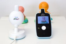 Philips Avent SCD 603 Babyphone Praxistest - Kamera